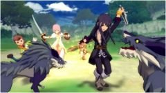 Скачать мангу Tales of Vesperia для Xbox 360 и Tales of Symphonia: Dawn of the New World