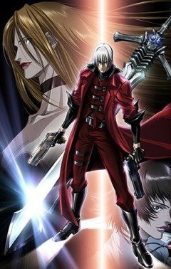 Фильм Devil may cry