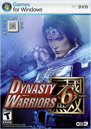 Dynasty Warriors 6 (2008/ENG)