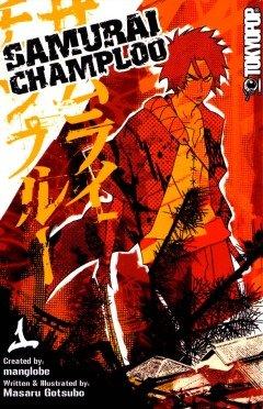 Скачать мангу Samurai Champloo / Самурай Чамплу