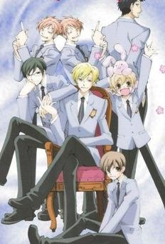 Скачать мангу Ouran High scholl host club