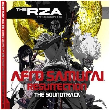 Afro Samurai Resurrection OST