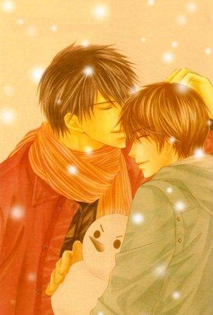 Ikura Nandemo Sukisugiru/Я слишком люблю тебя.