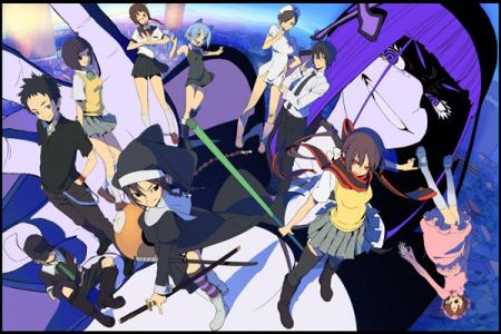 Yozakura Quartet - Hoshi no Umi / Вишневый Квартет /Квартет Цветущей в Ночи Сакуры [OVA] [2 из >3] (2010) [RUS]