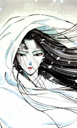 Рассказы о Снежной Принцессе / Shirahime Syo  Snow Goddess Tales (CLAMP) (1992)