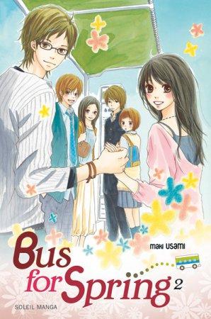 Bus for Spring / Весенний автобус