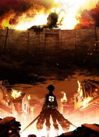 Полный трейлер к грядущему аниме Attack on Titans