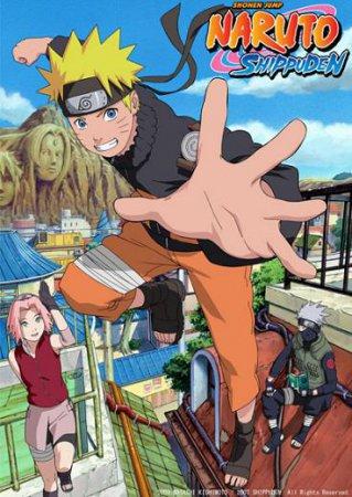 Naruto Shippuuden / Наруто ураганные хроники