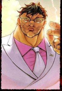 """Baki Gaiden - Scarface / Лицо со шрамом """"Легенда о непобедимом кулаке"""""""