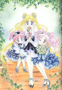 Сейлор Мун. Параллельная Луна /  Sailor Moon ~Parallel~