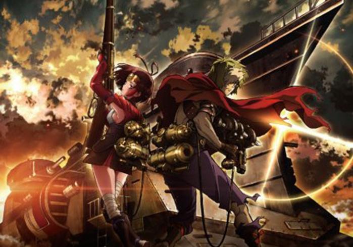 Kabaneri of the Iron Fortress: премьера нового проекта от создателей аниме Attack on Titan состоится в апреле
